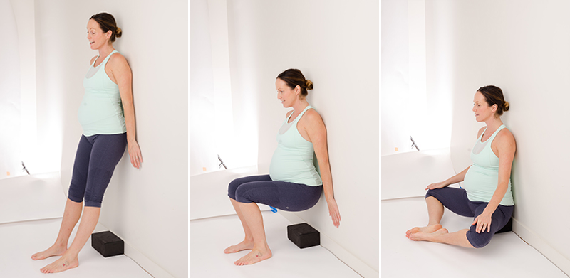 3 Moves to Get Your Body Ready for Childbirth