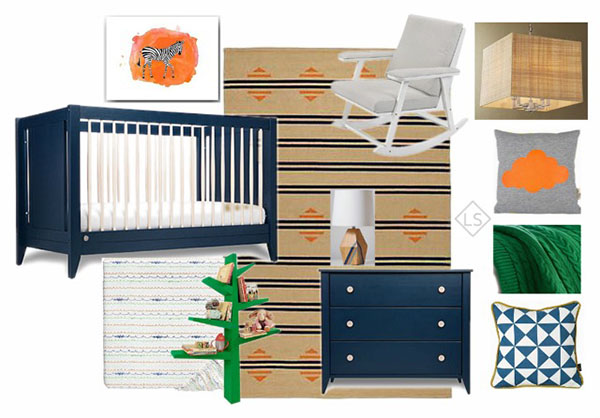 Becoming an Honest Mom + Nursery Style Boards