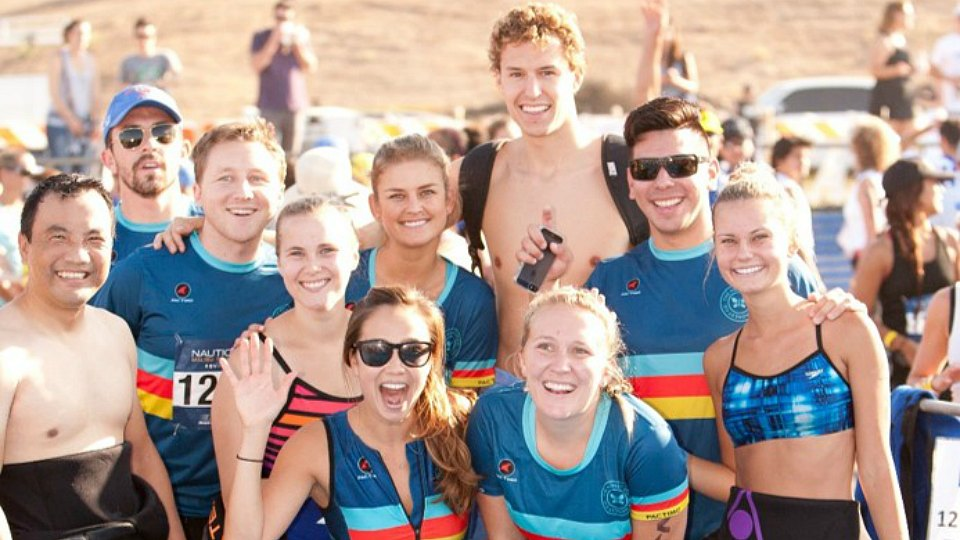 Nautica Malibu Triathlon to Raise Funds for Pediatric Cancer Research