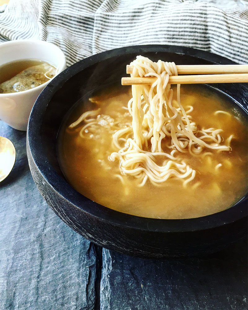 Ramen: Not Just for College Students