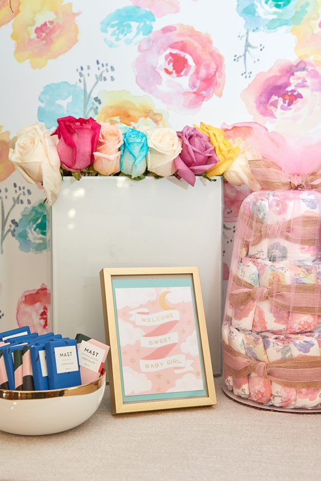 Jessica's 5 Tips for a Stress-Free Baby Shower