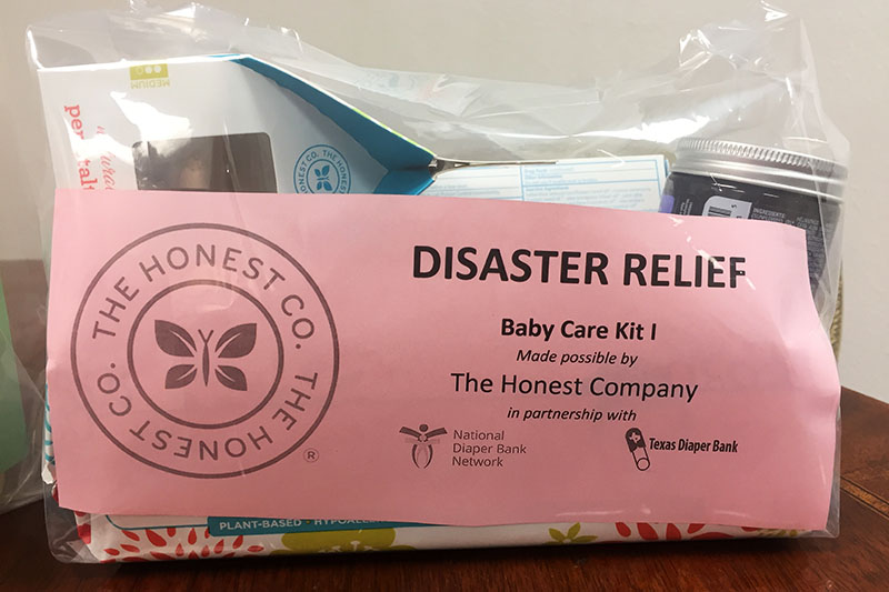 Honest Product Donations Go towards Natural Disaster Relief Kits