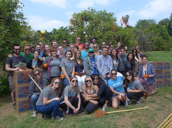 Celebrating National Volunteer Week