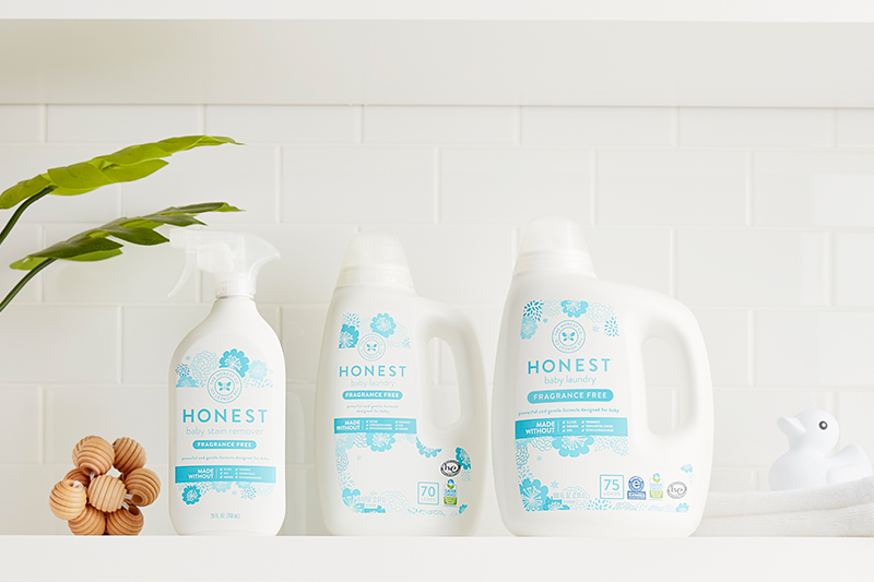Introducing: The Baby Cleaning Collection