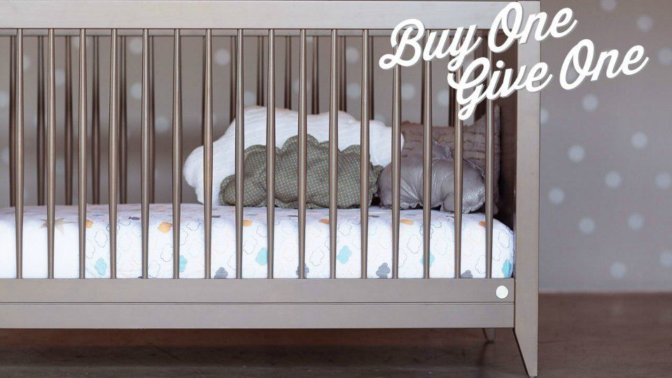 Buy One Give One Honest Crib