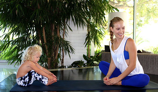 Om Schooling: Starting Kids on Yoga
