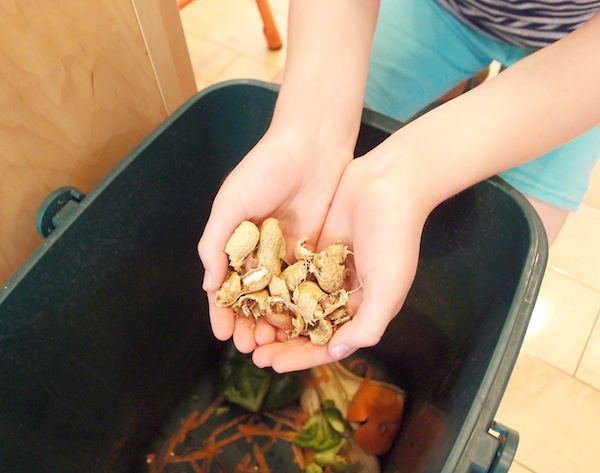 Save Brown Waste for Composting