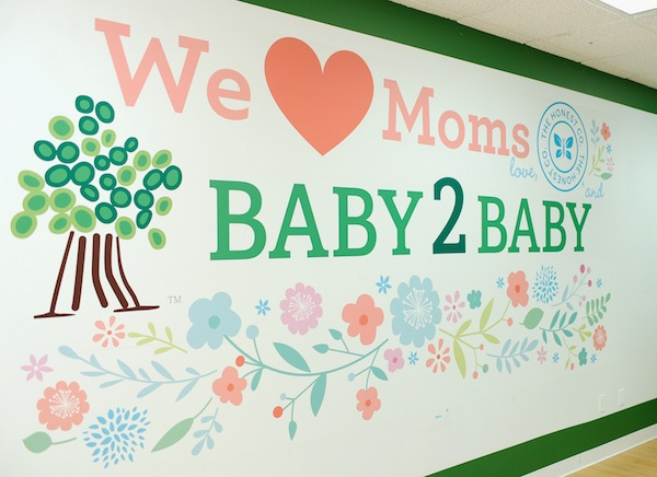 Baby2Baby's We Love Moms Party Presented By The Honest Company