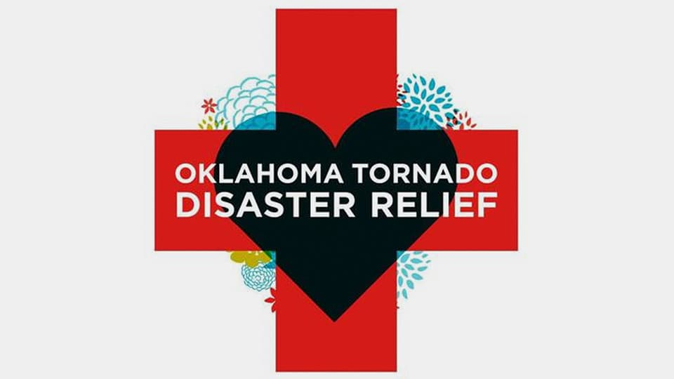 Red Cross for Tornado in Oklahoma