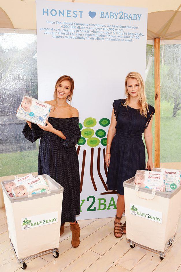 Celebrating Our 10 Millionth Honest Diaper Donation!