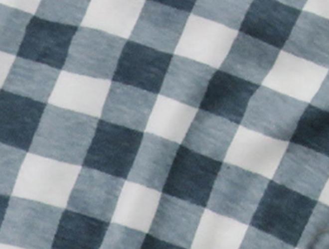 Blue Plaid Print Texture