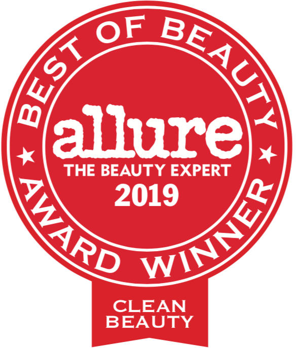 2019 Allure Best of Beauty Award Winner - Clean Beauty