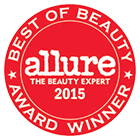 2015 allure best of beauty award