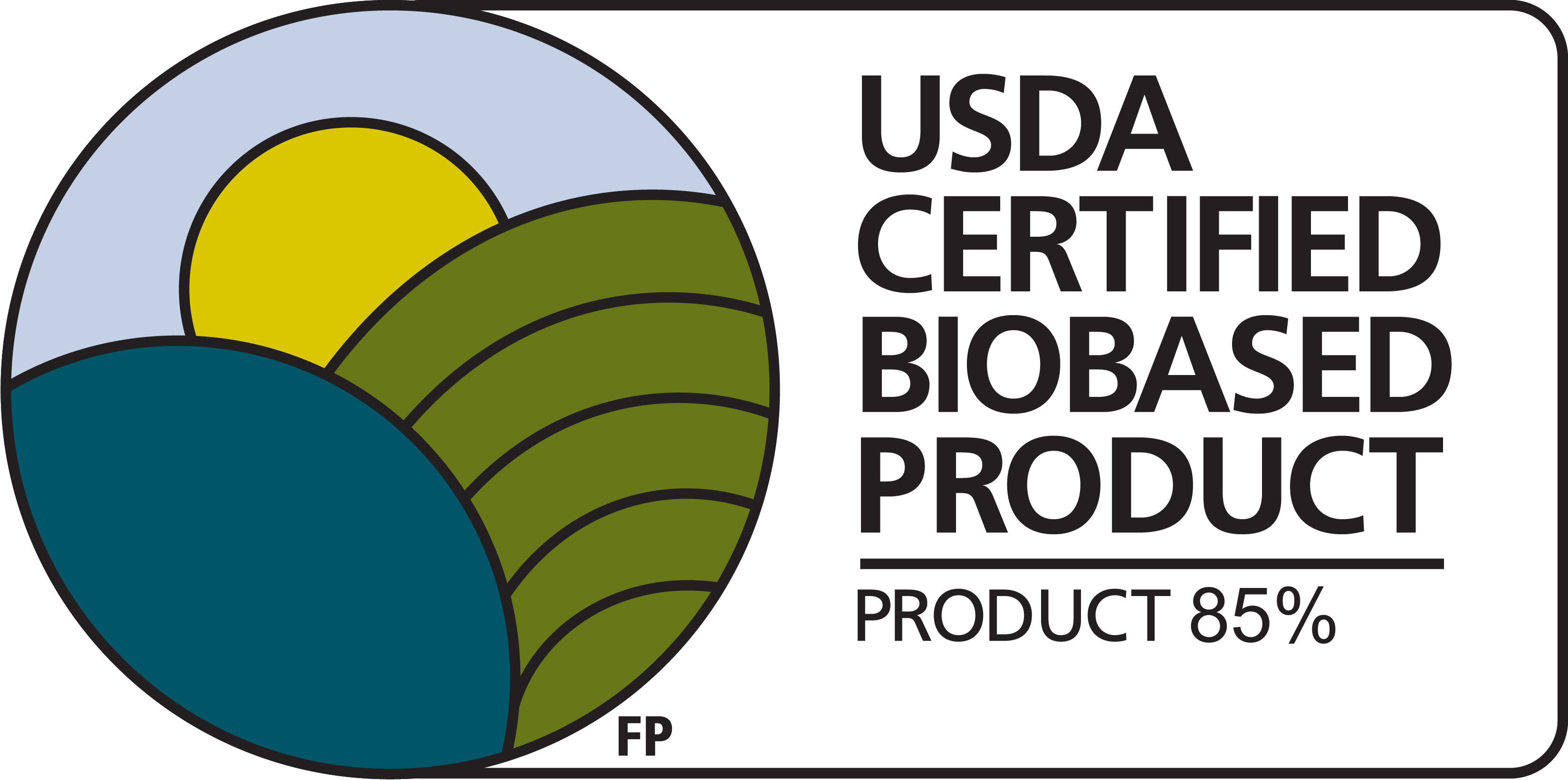 Honest Conditioner is a USDA Certified Biobased Product Label shown