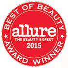 2015 allure best of beauty award
