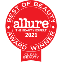Allure 2021 Best of Beauty: Clean