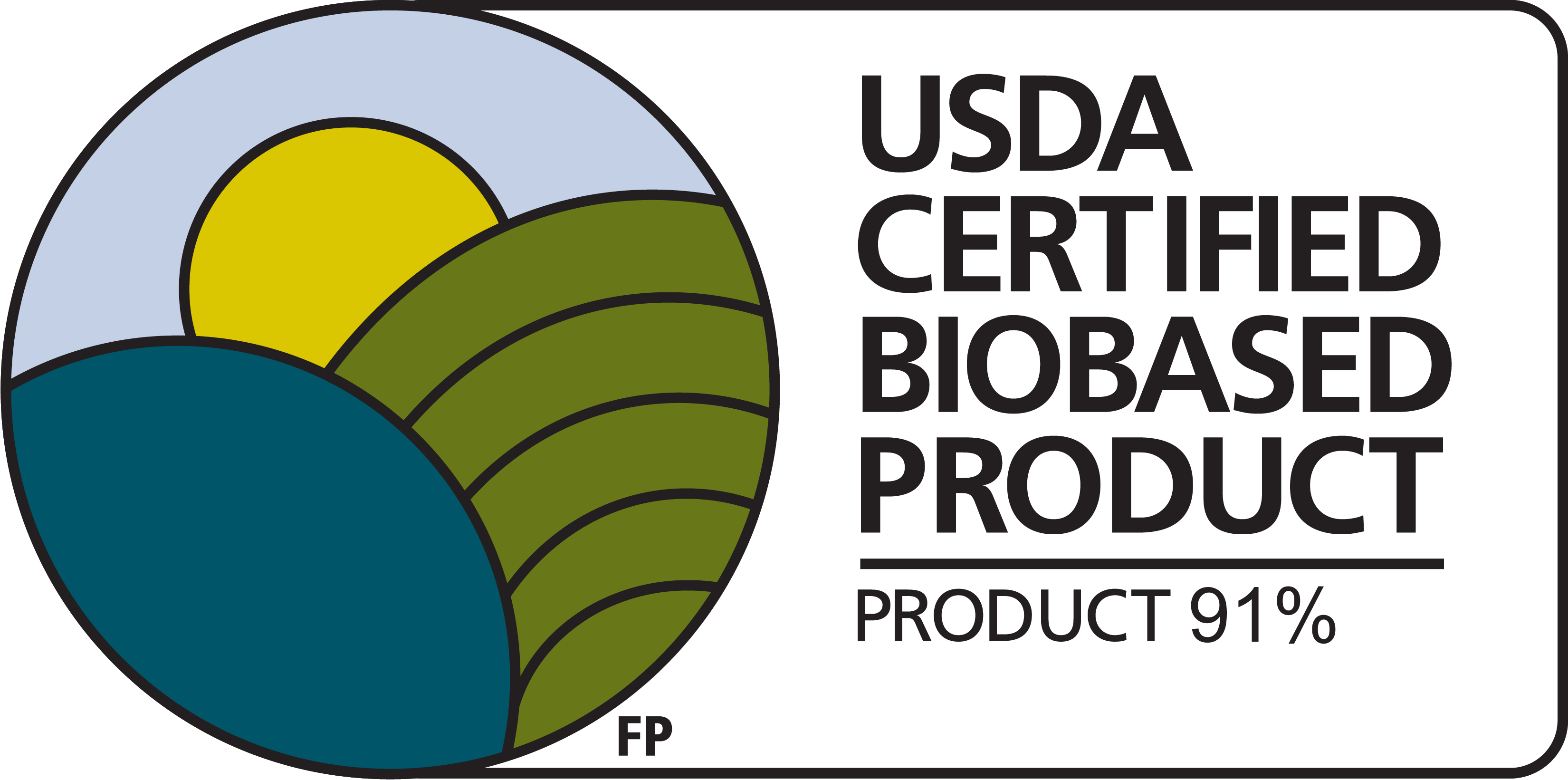 USDA Certified Biobased Product Label for Honest Bubble Bath