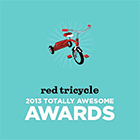 2013 Red Tricycle Totally Awesome Award