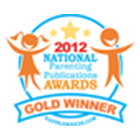 2012 national parenting publications gold award winner