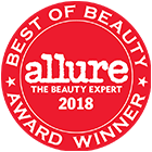 2018 best of beauty award