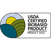 USDA Certified Biobased Product Label for Honest Baby Wipes